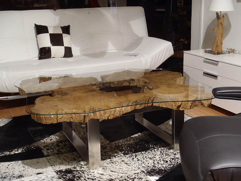 table basse illusion metal boutique penone design. Black Bedroom Furniture Sets. Home Design Ideas