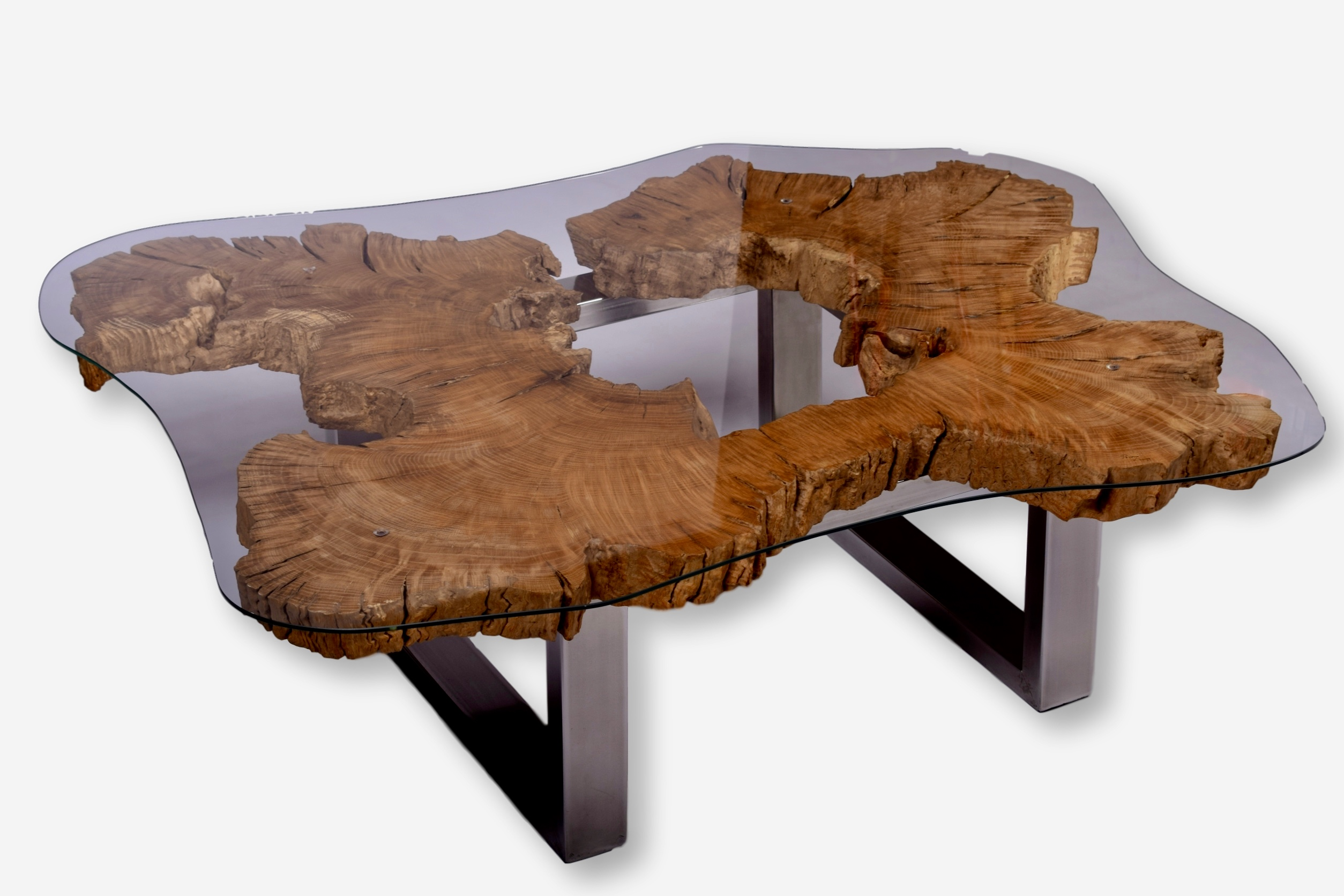 table basse tronc d arbre offre spciale tronc darbre de table basse dcoration table caf. Black Bedroom Furniture Sets. Home Design Ideas